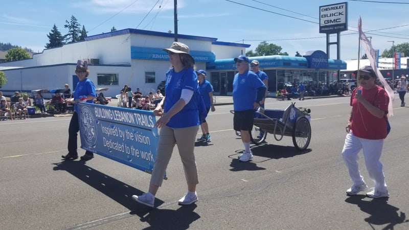 2018 Strawberry Festival Parade