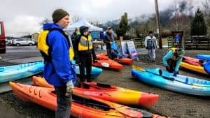 2019-03 Cheadle Lake paddle Brian Rose