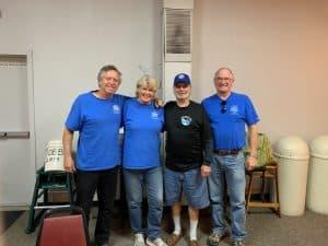 2019 Bucket Brigade team members