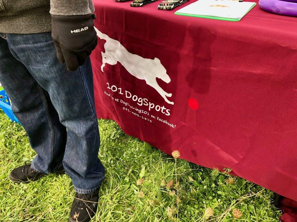PotP 101 Dogspots vendor