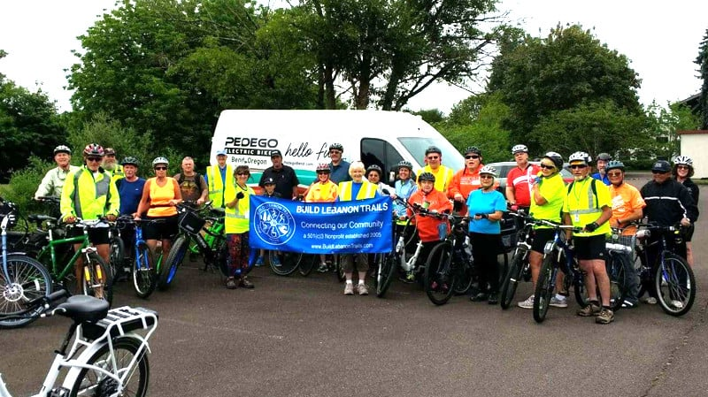 2019-07 Bike event group