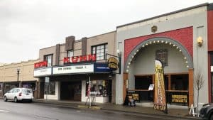 2019-12 Downtown historical walk Kuhn Theater