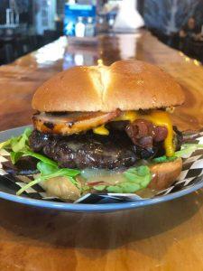 Bigfoot Grille burger image from Facebook